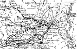 Mulhouse 1914